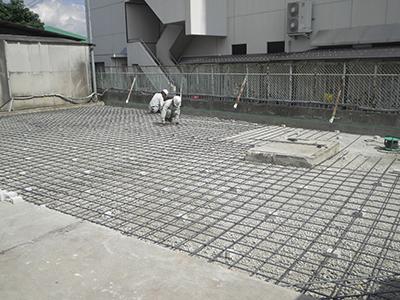 コンクリート舗装1