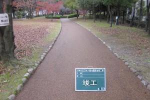 元茨木川 竣工6