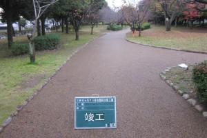 元茨木川 竣工5
